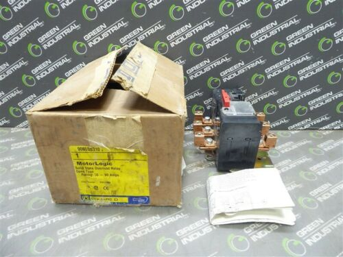 NEW Square D 9065SS310 Open Type Solid State Overload Relay 30-90 Amps