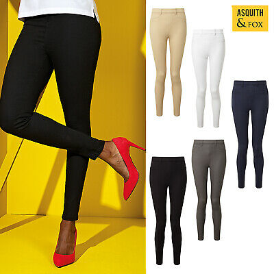 Sincero Asquith & Fox Donna Jeggings Aq062-mostra Il Titolo Originale