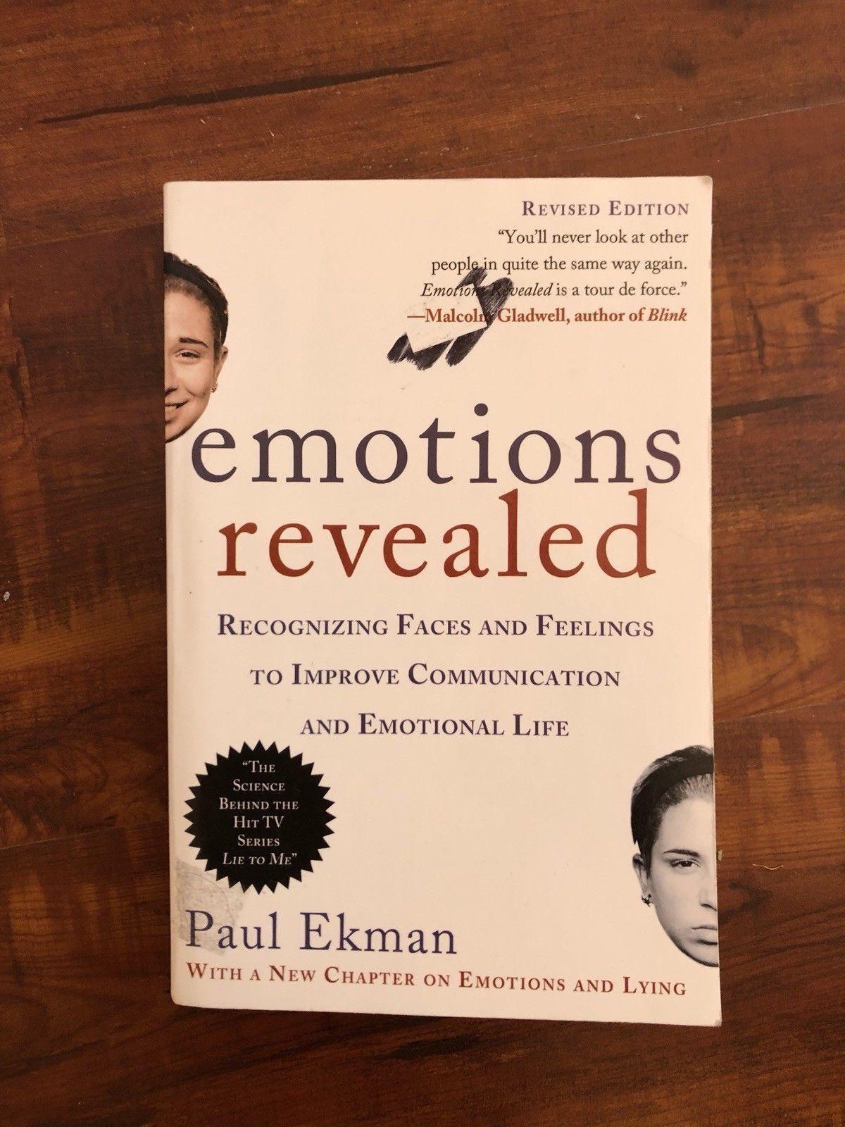 Emotions Revealed Pdf