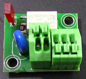 Details about DC MOTOR REVERSE POLARITY SWITCH RELAY MODULE 30W 2A  POLSW3060RN