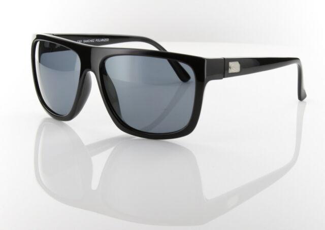 lunettes de soleil sunglasses CARVE sanchez black polarized polariséesTBB036