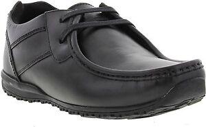 Shoes Leather Mens Black Ikon Tide 7HqxwUv