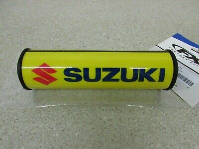 FX Handlebar Bar Pad Fits SUZUKI DS80 JR80 RM60 RM65 DRZ70 MINI DIRTBIKE 7.5/""