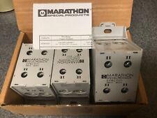 Marathon Epbcd71 Power Distribution Blocks 510 A 800 Vac Box Of 3 Nos