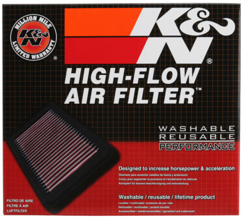 33-2448 K/&N Replacement Air Filter fits KIA SORENTO 2.4 /& 3.5 V6 2010