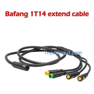 For-Bafang-1T4-extend-cable-E-Bus-Wiring-Harness-Cable-BBS01-BBS02-BBSHD-kits