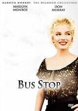 Bus Stop (DVD, 2004, Marilyn Monroe Diamond Collection Sensormatic)
