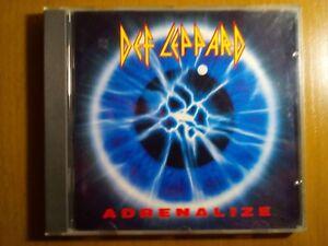 DEF-LEPPARD-ADRENALIZE-CD-AUDIO-PRIMA-EDIZIONE-DEL-1992-RARO-NUOVO