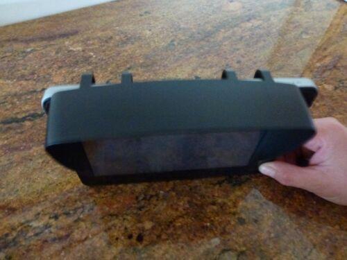 Universell 17.8cm Satnav GPS Sonnenblende Blende für die Meisten Bildschirm
