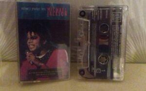 MICHAEL-JACKSON-MOTOWN-039-S-GREATEST-HITS-CASSETTE-TAPE-ALBUM-530-014-4-CHROME-1992