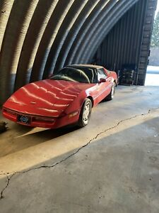 1988 Chevrolet Corvette loaded