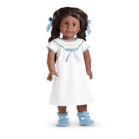 American Girl Addy Nightgown Embroidered Bf For 18 Dolls Pajamas 2015