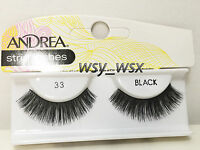 Andrea Modlash Strip Eyelashes Black (lot Of 4)