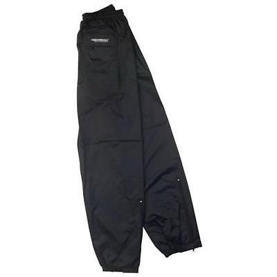 Sensibile Germot Pioggia Pantaloni Milano Nero Outdoor Ciclismo All'elastico Tasca Esterna Impermeabile-mostra Il Titolo Originale