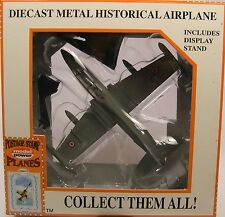 MODEL POWER ITALIAN AERMACCHI MB 339 1:100 SCALE DIECAST DISPLAY MODEL AIRPLANE