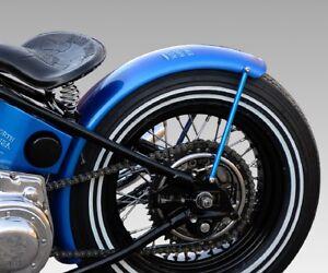 Das Bild Wird Geladen Kotfluegel 150mm Schutzblech Fender Motorrad Bike Chopper Cruiser