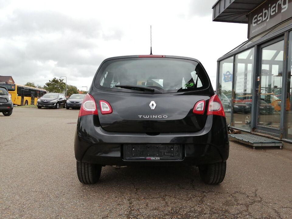 Renault Twingo 1,2 16V Authentique ECO2 Benzin modelår