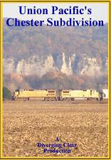 Union Pacific's Chester Subdivision DVD Illinois Missouri Pacific Line UP