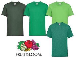Fruit Of The Loom CHILDREN/'S SWEATSHIRT CREW JACKET ZIPPED KIDS BOYS GIRLS