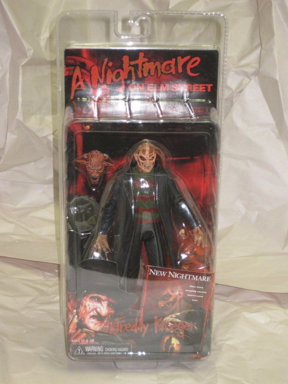 A NIGHTMARE on ELM STREET - Action Figure - FROTDY KRUEGER - New  NECA Reel Toys