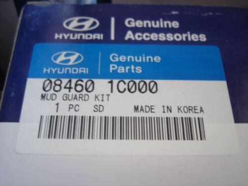 Front 084601C000 Genuine Hyundai Getz Mudflaps