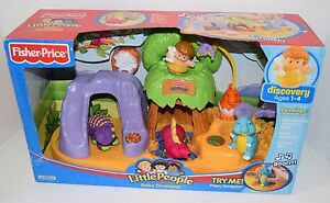 Fisher Price Little People BABY DINOLAND New Set Dinosaurs Stegosaurus