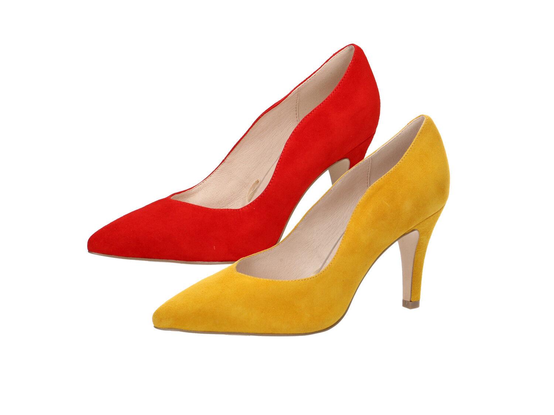 Caprice 9-22412-22 zapatos señora zapatos de salón tacón alto alto alto ancho G 3f913a