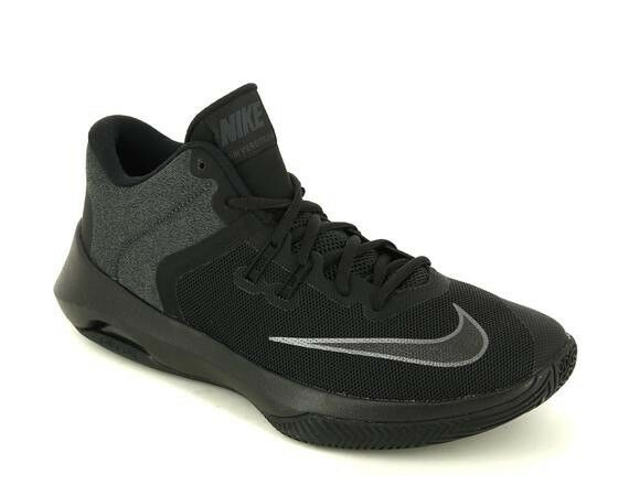 NIKE AIR VERSITILE II NBK LOW SNEAKERS MEN SHOES BLACK AA3819-002 SIZE 9.5 NEW