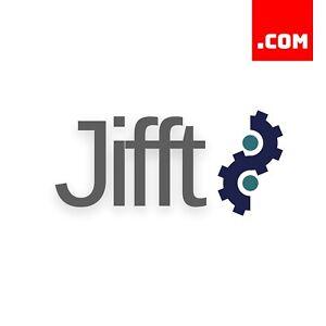 Jifft.com - $1,989 EstiBot Valued Domain Name - Dynadot COM Premium Domains