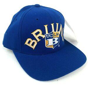 Vintage-Nwt-Ucla-Bruins-Deporte-Specialties-S-M-6-3-4-7-1-8-Stretchback-Azul