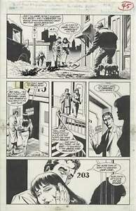 Mike Zeck - Amazing Spider-Man Soul of the Hunter 1 page 43 original art Kraven