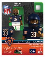 Charles Tillman Oyo Chicago Bears Nfl Football Figure G2