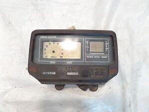 Details about 1982 82 Yamaha XV920 Virago 920 Instrument Cluster  Speedometer & Tach Tachometer