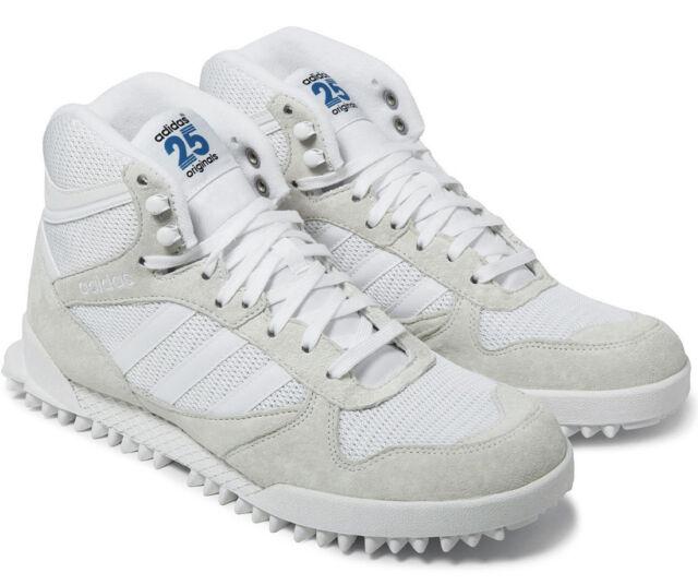 2014 adidas Marathon TR Mid Nigo White