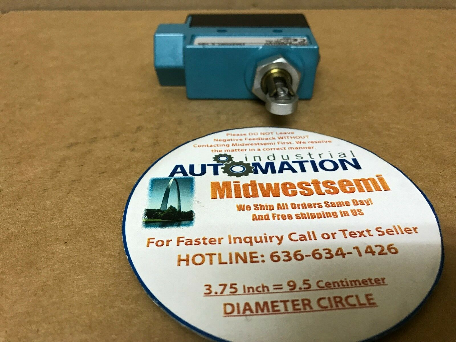 NEW BZE62RQ9 HONEYWELL BZE6-2RQ9 MICRO LIMIT SWITCH FREESHIPSAMEDAY