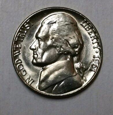 1973 D BU Jefferson Nickel Pulled From OBWRoll