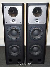 B&W CT8.2 LCR reference floorstanding speakers. RARE! $12,000 MSRP