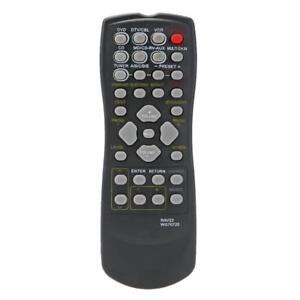 Mando-a-distancia-universal-CD-DVD-para-yamaha-rx-v350-rx-v357-rx-v359-htr5830-de-repuesto