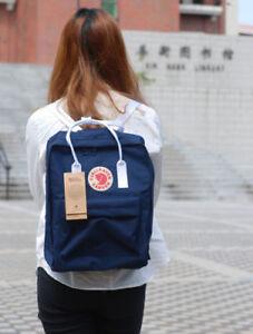 20l Kids Unisex Fjallraven Kanken Travel Backpack Work Shoulder