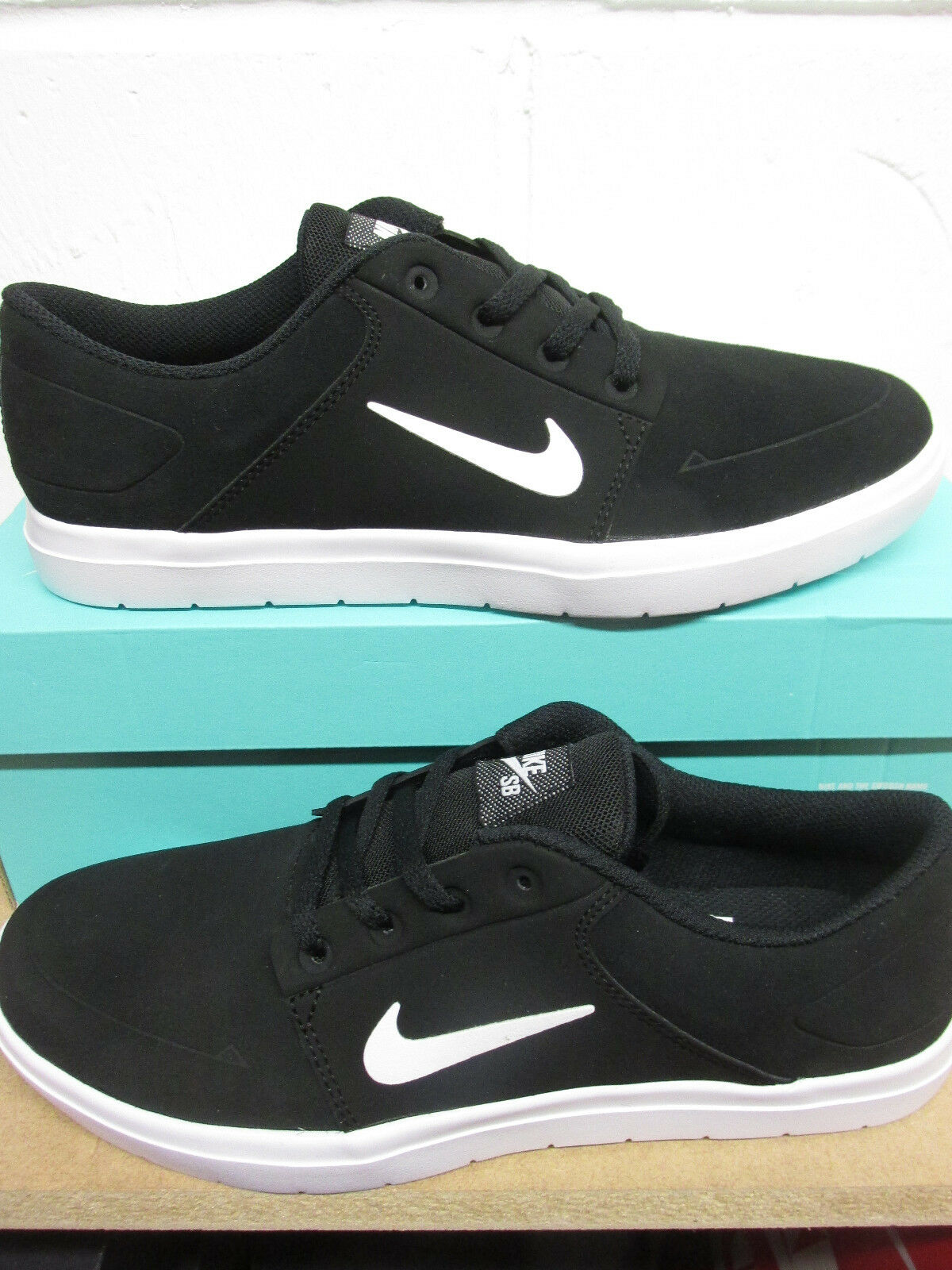 Nike Trainers SB Portmore Vapor Hommes Trainers Nike 855973 010 Baskets Chaussures 5eba57