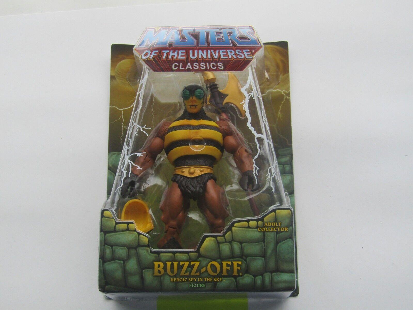 Mattel MOTUC MOTU Masters of the  Universe Classic Buzz Off  le dernier