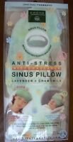 Antistress Eye Sinus Pillow Lavender Chamomile Hot Cold Relief