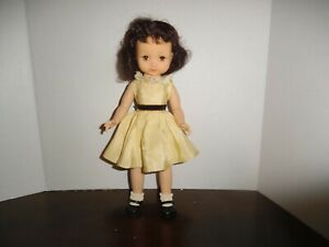 Vintage-McCall-Ideal-P-90-doll-soft-rubber-head-hard-plastic-body