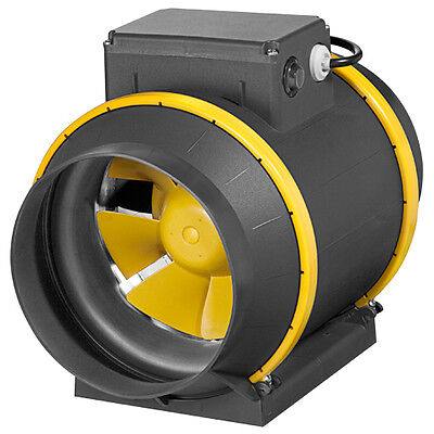 100% QualitäT Can Max-fan Pro Ø160 615m³/h 2-speed Leiser Rohrventilator Mit 2 Stufen Grow Mit Einem LangjäHrigen Ruf