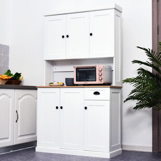 Kitchen Storage Organizer Shelf Cabinet