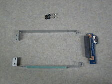 "HP ENVY m7-n109dx 17.3/"" Genuine HDD Hard Drive Caddy w//Connector Screws LS-C533P"