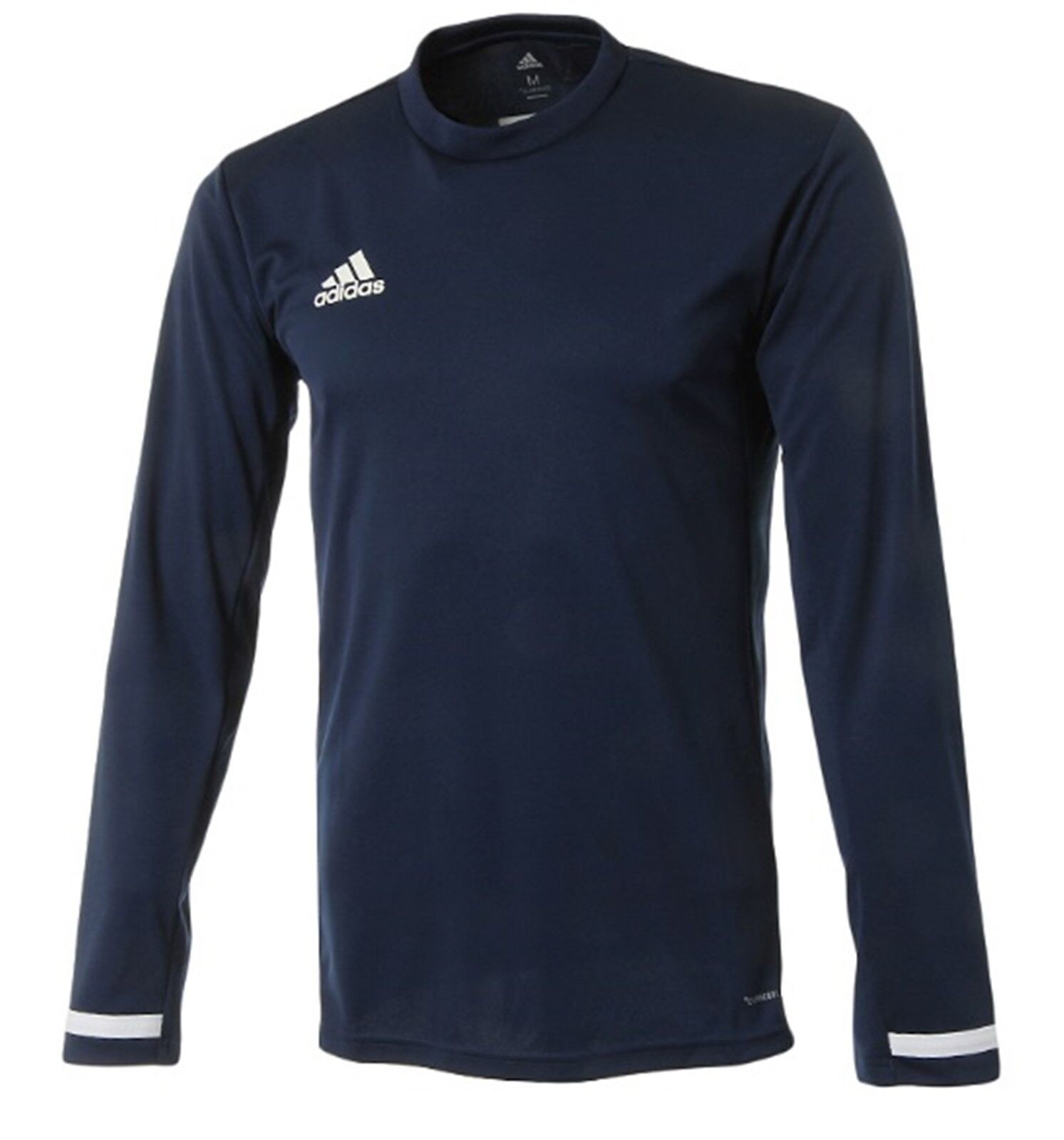 2a23be0dc Adidas Men TEAM 19 L Shirts Navy Running Soccer Top Tee Jersey DY8808  Training S nugrkv19063-Activewear Tops
