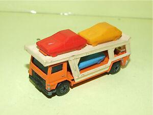 camion transporteur de voiture matchbox lesney n 7 ebay. Black Bedroom Furniture Sets. Home Design Ideas
