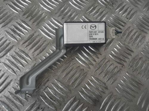 2006 MAZDA 6 2.0 Diesel keyless unité de contrôle module gp9f675dzb