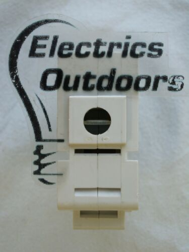 FEDERAL ELECTRIC 10 AMP TYPE 3 M9 MCB CIRCUIT BREAKER STAB LOK HCNA